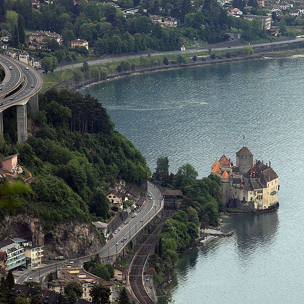 Miroir Magique Photo-Evenement Suisse - Fort de Chillon
