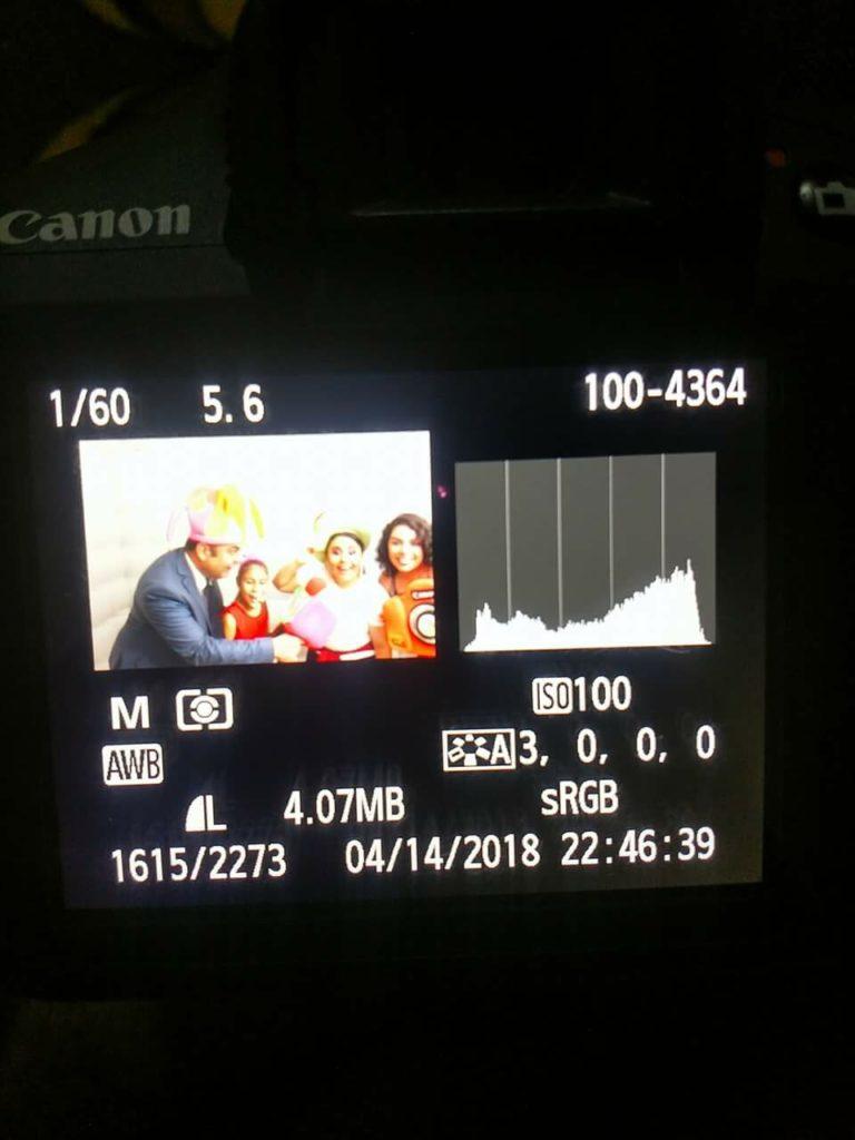 Reglage Appareil Photo Miroir Magique Photobooth Canon 1300D Fotomax-1 (8)